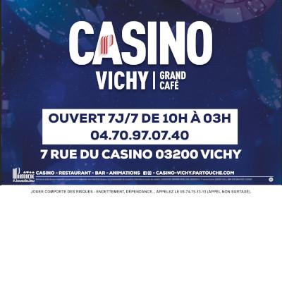 Casino Grand café